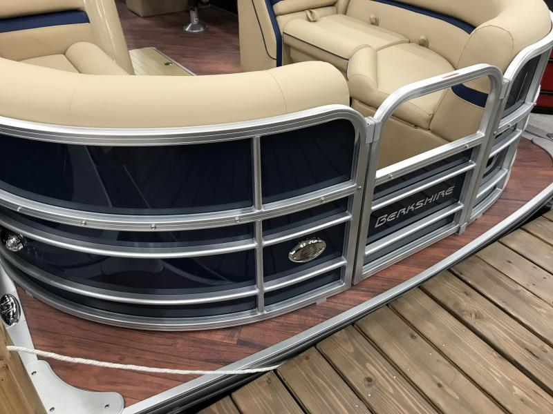 2018 Berkshire 24RFX CTS 3.0 Pontoon Boat