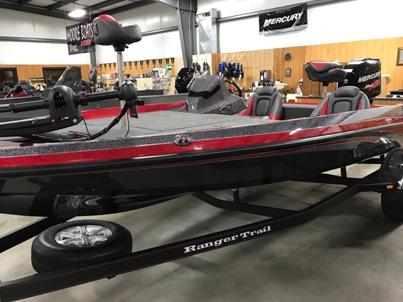 2017 Ranger Z185 Bass Boat 18'
