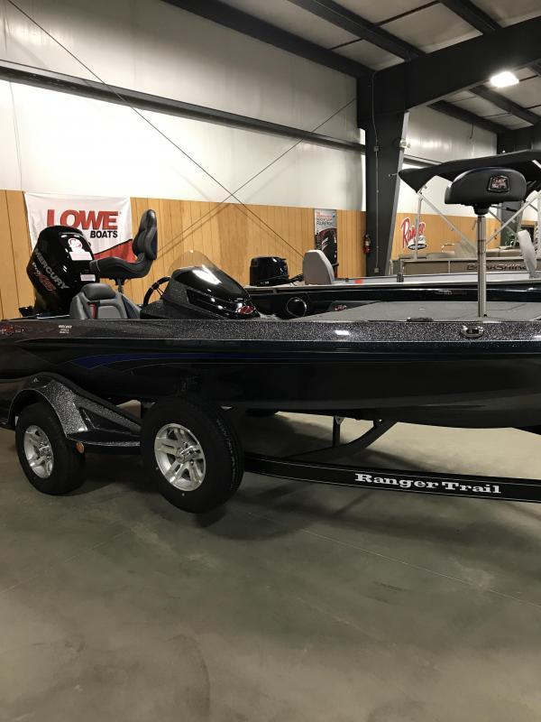 2018 Ranger Z518 Bass Boat  18'