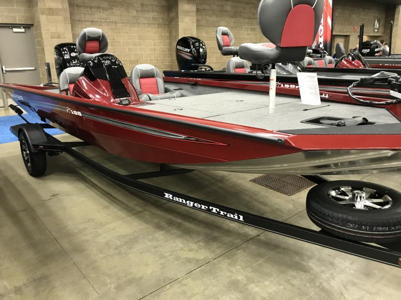 2018 Ranger RT188 Bass Boat