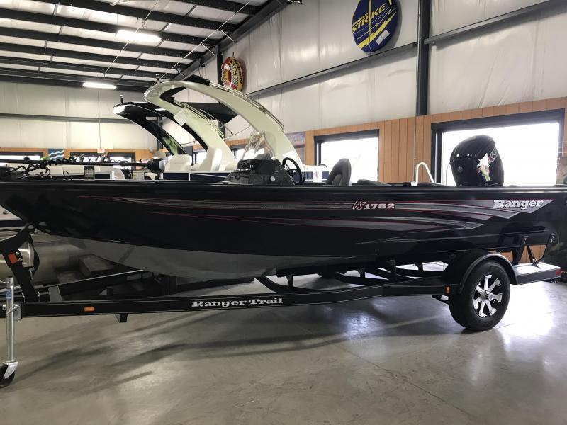 2018 Ranger VS1782 17' Bass Boat