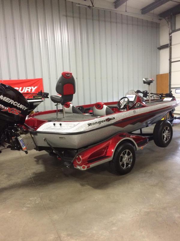 2014 Ranger Z118C Bass Boat