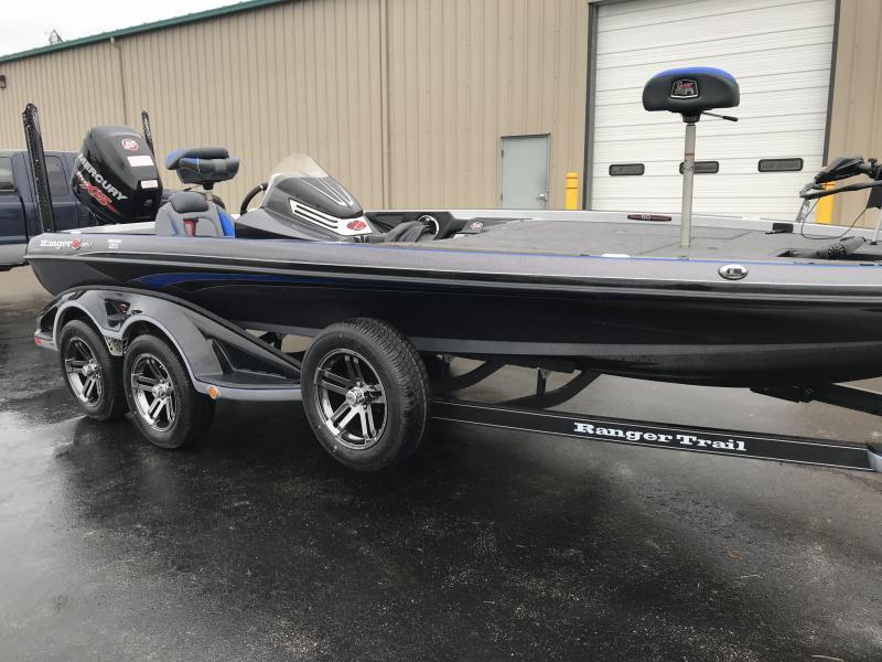 2018 Ranger Z521C Bass Boat