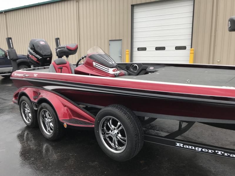 2017 Ranger Z521C Bass Boat