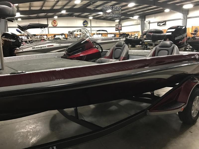 2017 Ranger Z518      18' Bass Boat