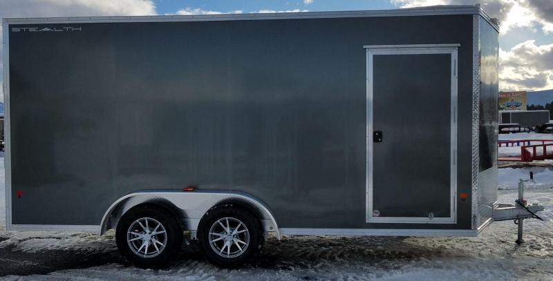2018 CargoPro Trailers Stealth C7.5x14S Enclosed Cargo Trailer