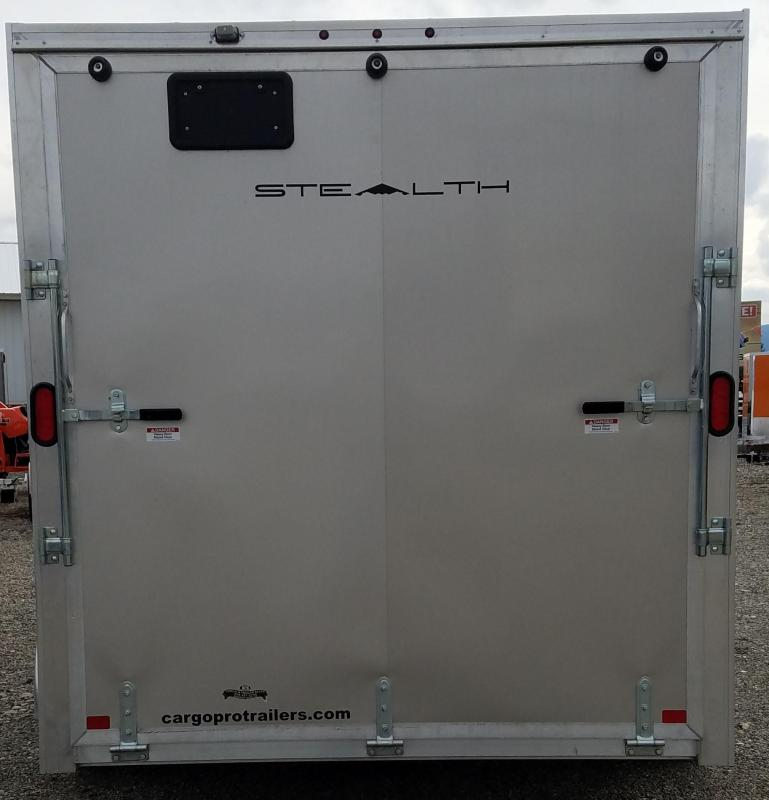 2017 CargoPro Trailers Stealth C7X14S Enclosed Cargo Trailer