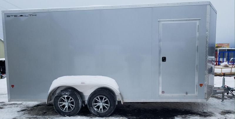 2018 CargoPro Trailers Stealth C7.5x16S Enclosed Cargo Trailer