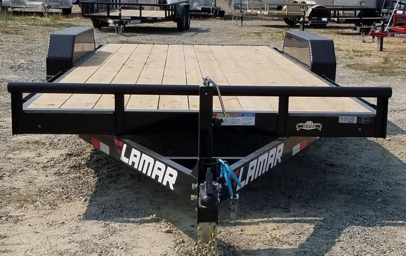 2018 Lamar Trailers CC831825 Car / Racing Trailer