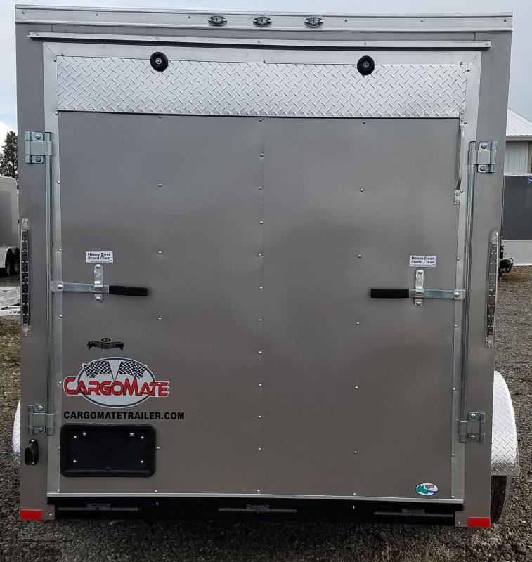 2018 Cargo Mate CH610SA Enclosed Cargo Trailer