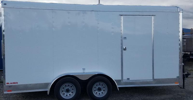 2018 Cargo Mate BL716TA2 Enclosed Cargo Trailer