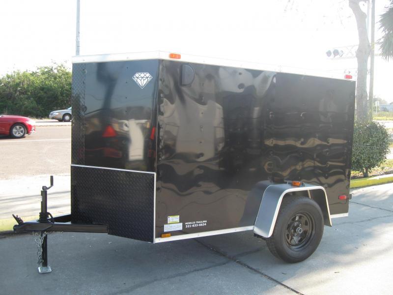 2017 Diamond Cargo 5x8sa-v