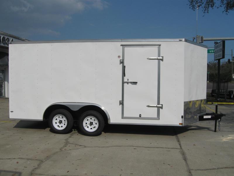 2017 Lark VT8X16TAV Enclosed Cargo Trailer