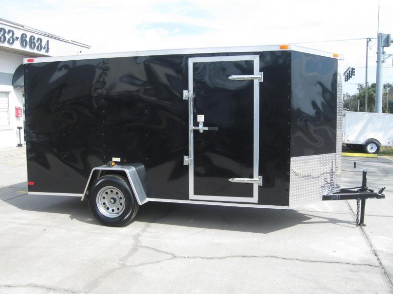2018 South Georgia 6x12 Enclosed Cargo Trailer