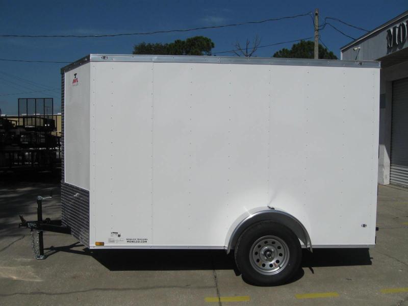 2018 Anvil 6X10SA-V Enclosed Cargo Trailer