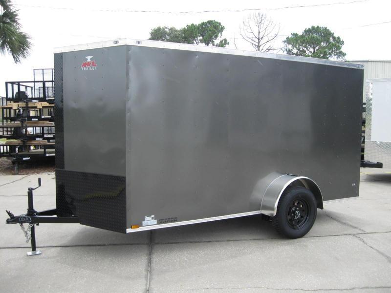 2018 Anvil 6X12SA-V Enclosed Cargo Trailer