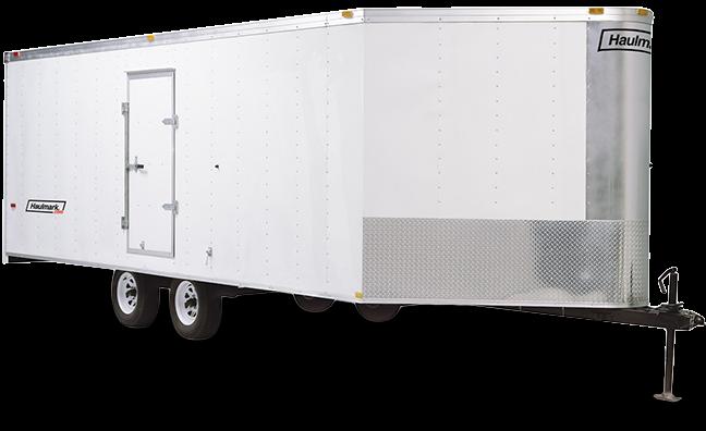 2018 Haulmark FVT85X28DT2 Snowmobile Trailer