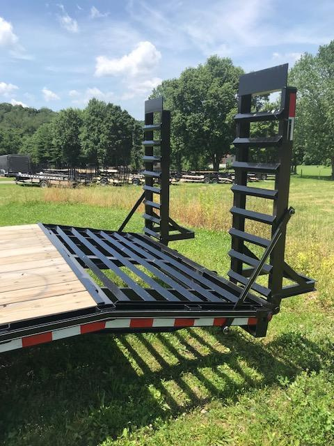 2019 Quality 28' Gooseneck (24' + 4' Pop Up Dovetail) Professional 17000# GVW