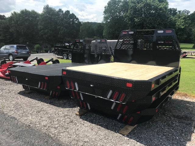 "2019 SH Truck Bodies 84"" W X 8'6"" L Single Wheel Steel Truck Bed"