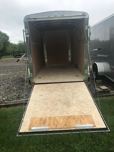 2019 American Hauler Industries 6 X 10 STEEL AIR-LITE Enclosed Cargo Trailer