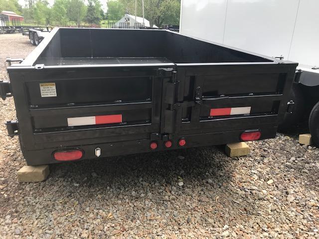 2019 Griffin GT6010 5X10 Dump Trailer