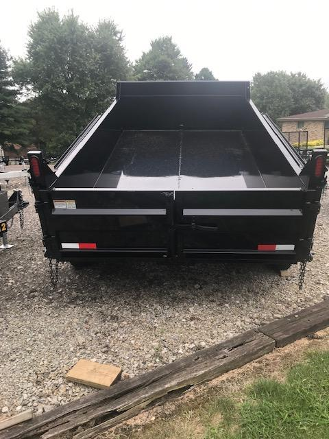 2019 Griffin 7 x 12 Low Profile 12K Dump Trailer
