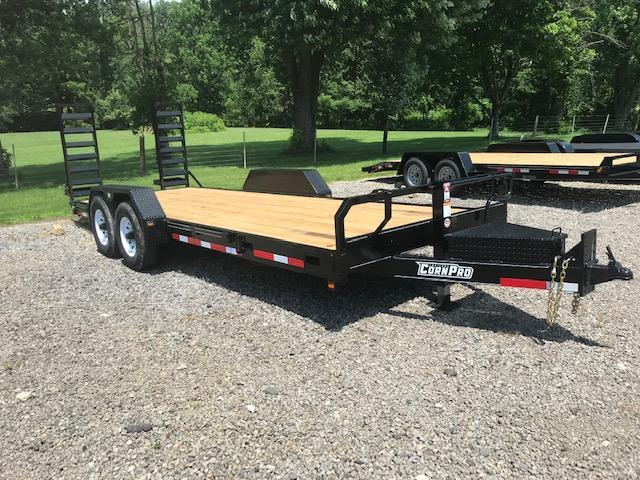 2019 CornPro Trailers UT20H Equipment Trailer