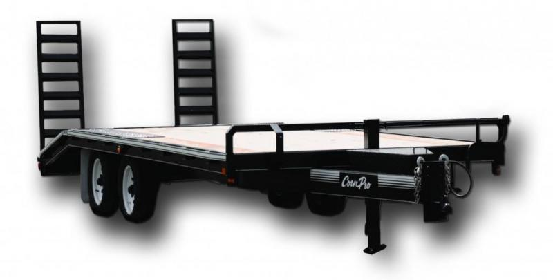 2019 CornPro Trailers 16 + 4 C-Series Flatbed Trailer