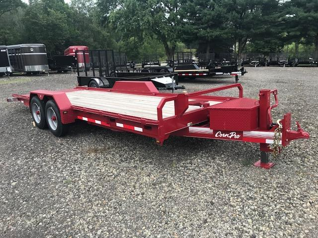 2018 Corn Pro UT-21 HTH Full Tilt 16K Equipment Trailer