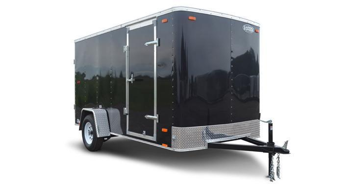 2018 Cargo Express EX Series Enclosed Cargo Trailer