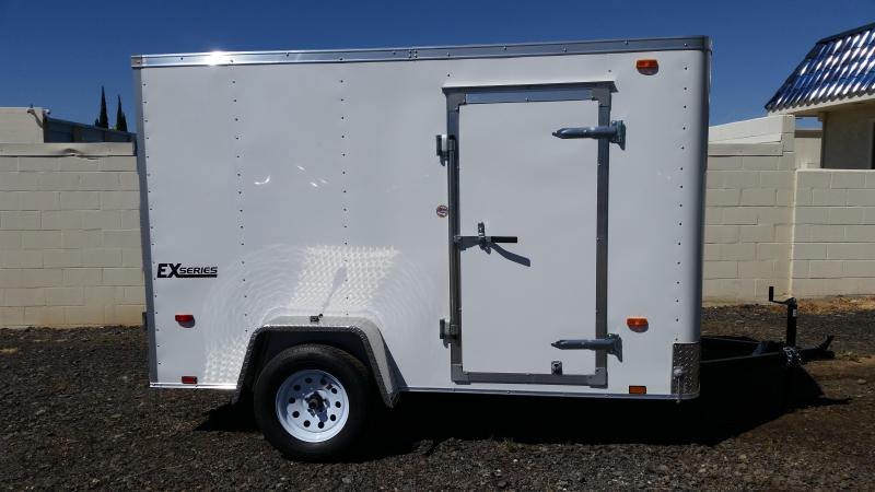 2018 Cargo Express 6 X 10 EX Cargo / Enclosed Trailer