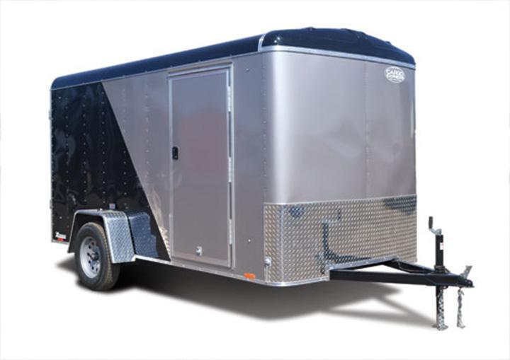 2018 Cargo Express XL Series 5' / 6' Enclosed Cargo Trailer