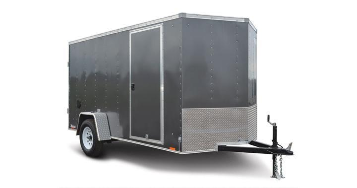 2018 Cargo Express XL Series 5' / 6' Enclosed Cargo Trailer
