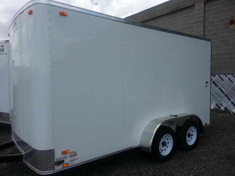 2018 Cargo Express EX 6X12 Cargo / Enclosed Trailer