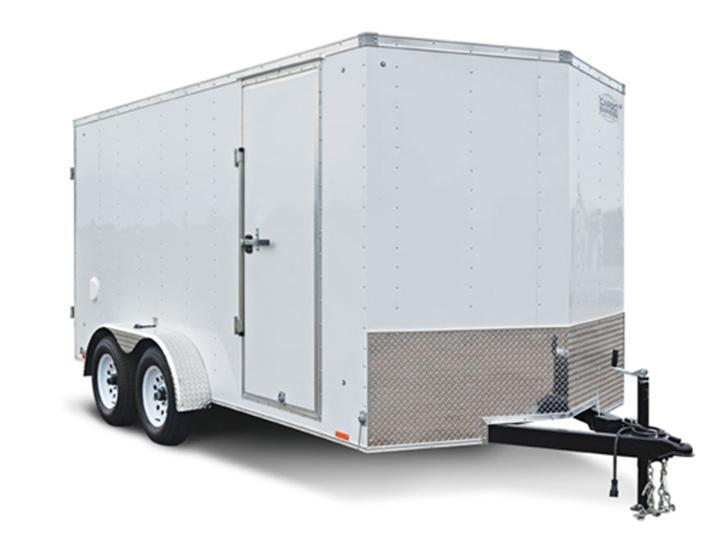 2018 Cargo Express XL Series 7' / 8.5' Enclosed Cargo Trailer
