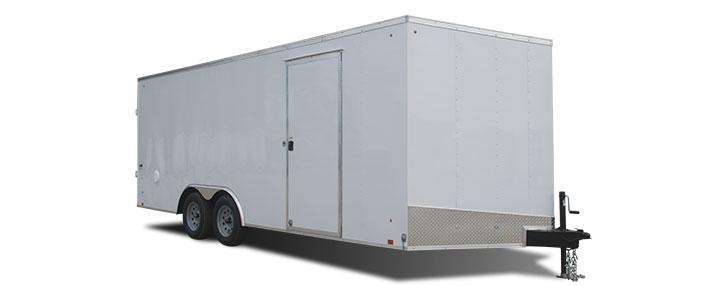 2018 Cargo Express EX DLX Series 8.5' Enclosed Cargo Trailer
