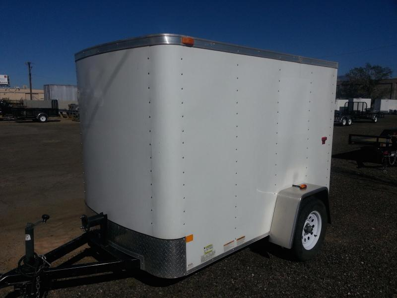 2018 Cargo Express 5 X 8 EX Cargo / Enclosed Trailer