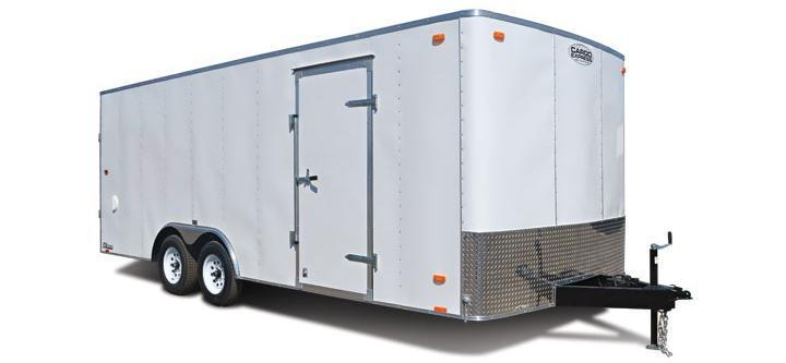 2018 Cargo Express 7 X 16 EX Cargo / Enclosed Trailer