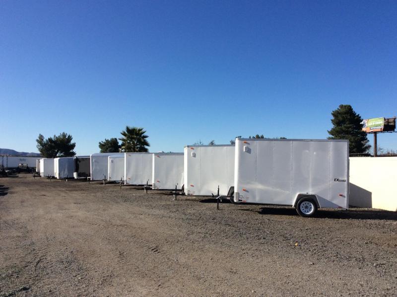 2018 Cargo Express 7X16 EX Cargo / Enclosed Trailer