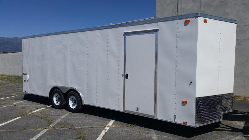 2018 Cargo Express 8.5 X 20 XL Cargo / Enclosed Trailer