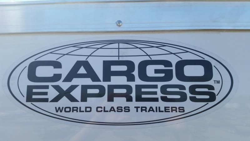 2018 Cargo Express 6 X 12 EX Cargo / Enclosed Trailer