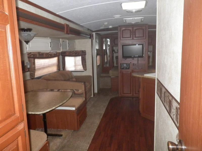 2011 Keystone RV Outback 312 BH BUNKHOUSE Travel Trailer