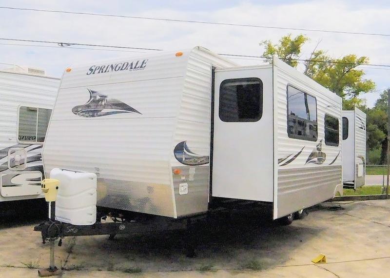 2012 Keystone RV Springdale 299FKSSR