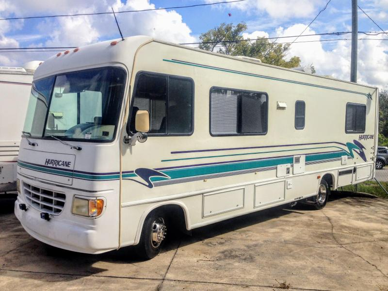 1996 Four Winds Hurricane 29WJ