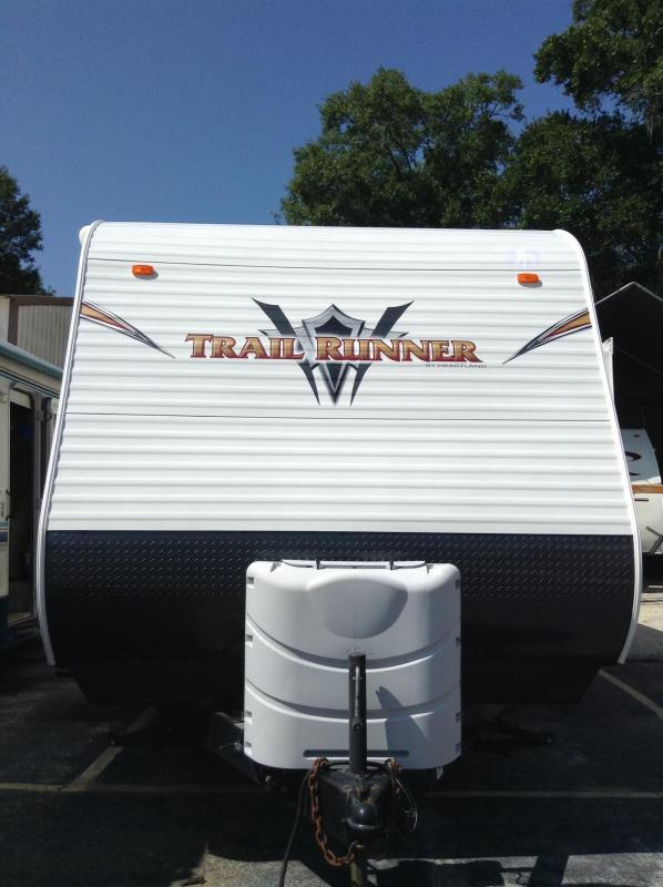 2014 !!SALE PENDING!! Heartland Recreational Vehicles Trail Runner 30USBH Travel Trailer BUNKHOUSE