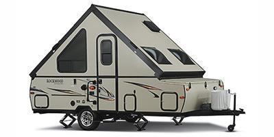 2014 Forest River Inc. Rockwood Premier Series 128A S Popup Camper