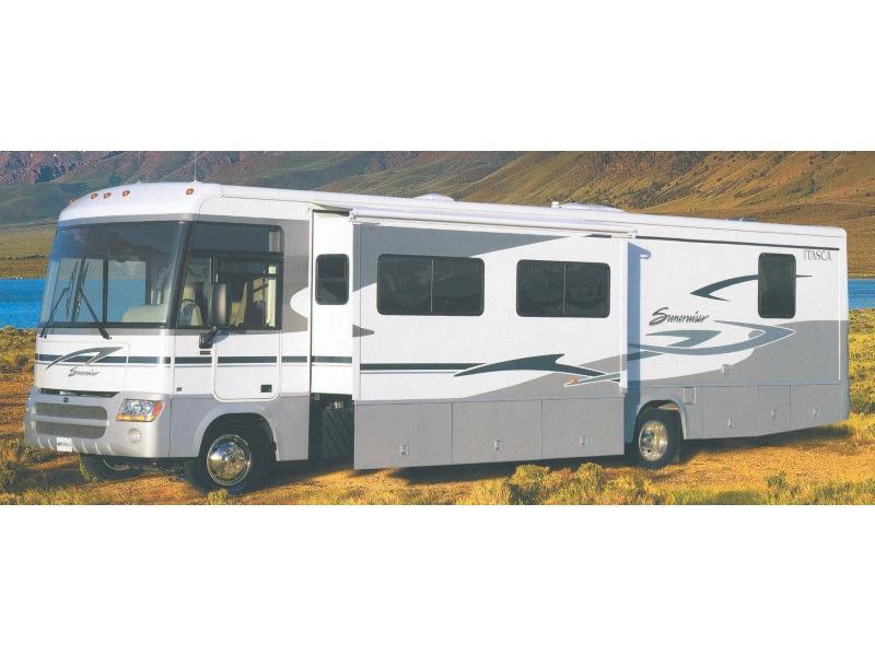 2003 Winnebago Itasca Suncruiser 33V