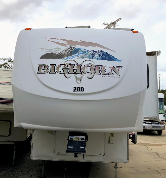 2006 Heartland Recreational Vehicles BIGHORN 2925RK 5TH WHEEL
