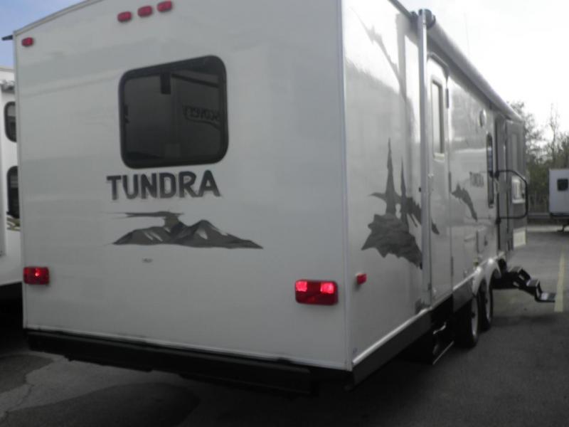 2007 Dutchmen Manufacturing Tundra 27FK DSL/BS Travel Trailer