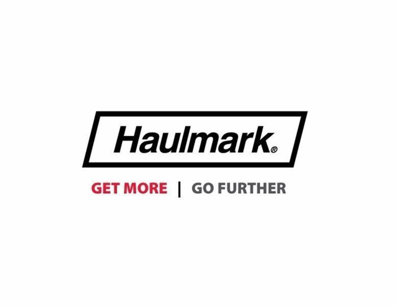 2017 Haulmark 28' Edge Pro Race Tandem 6000 lb Torsion Axle Car Trailer w/ Led Package Black